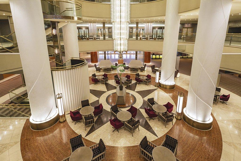 スイスホテル南海大阪 - ロビー