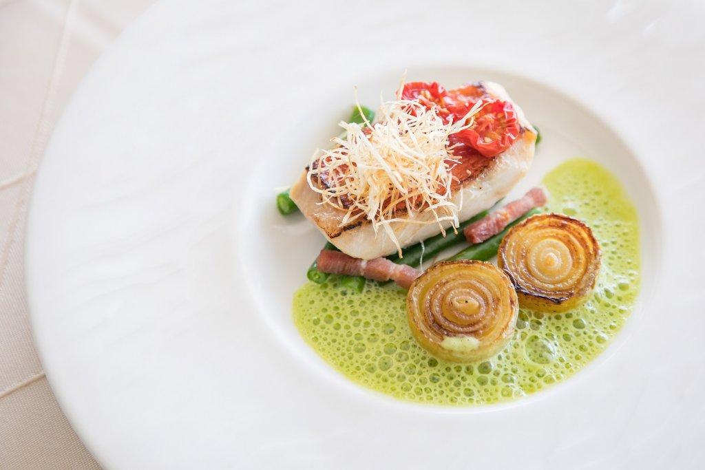 スイスホテル南海大阪 - 料理