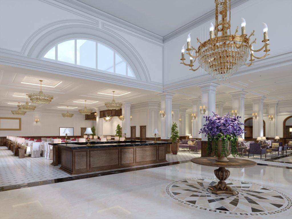 (3)ホテルの格や雰囲気に合わせた色・デザイン