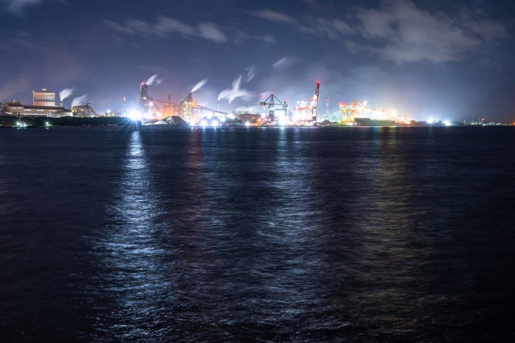 金城ふ頭(名古屋港)