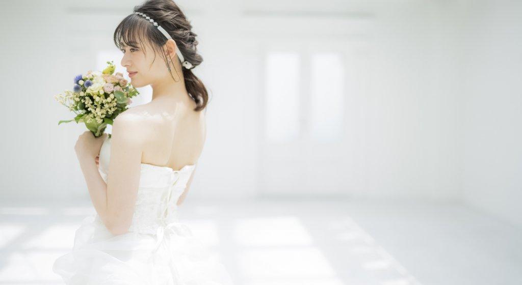 白色のドレスはNG