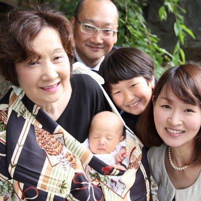 【お宮参り】祖母の服装マナー&お手本コーデ|人気のレンタルスーツも