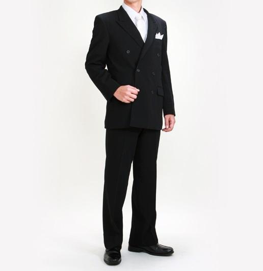 貸衣装ネット便 礼服レンタル ブラックスーツ