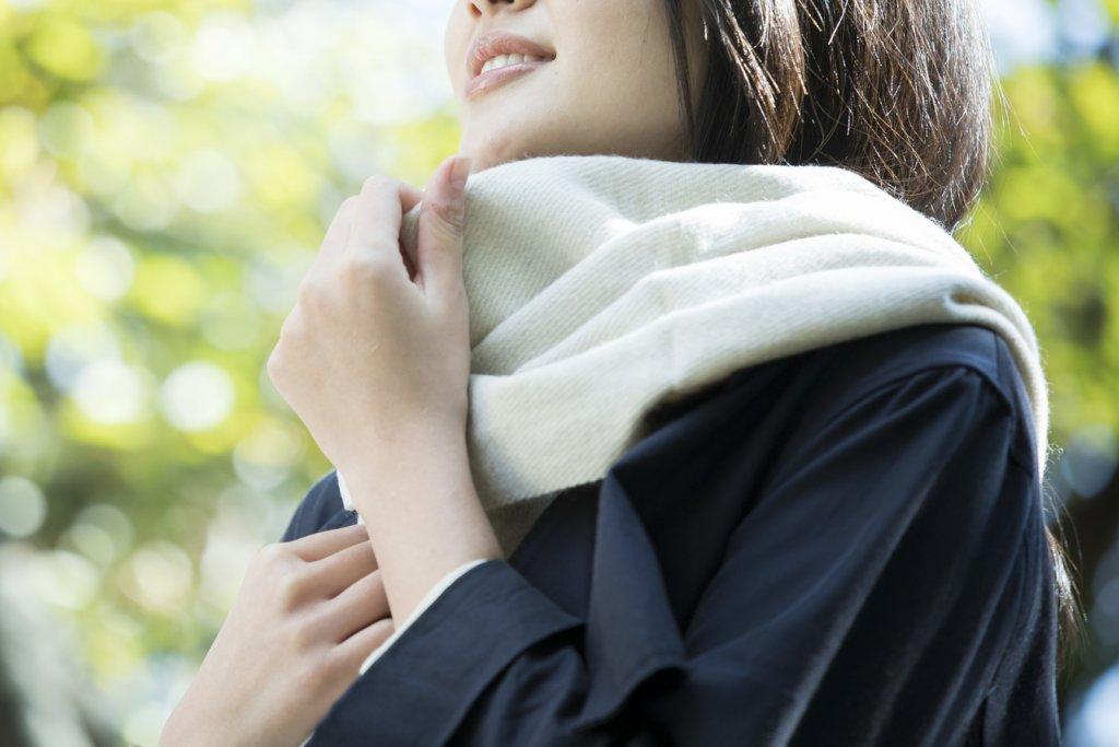 冬の防寒に必要なコート選び